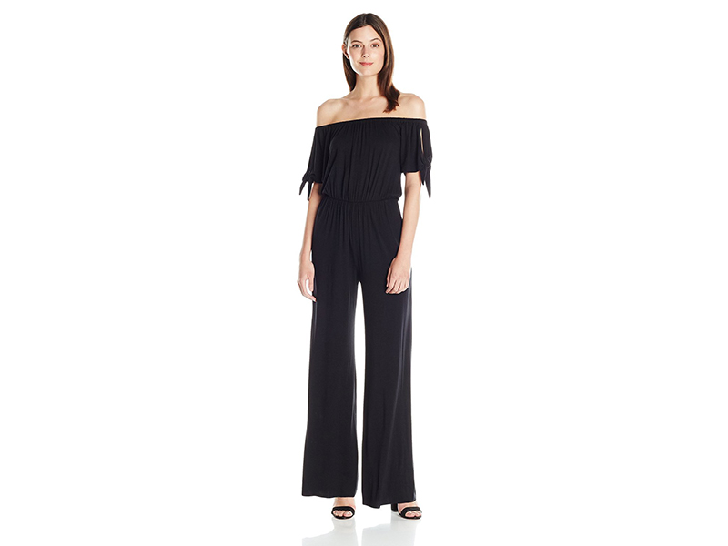 CLAYTON Daliah Cold Shoulder Jumpsuit