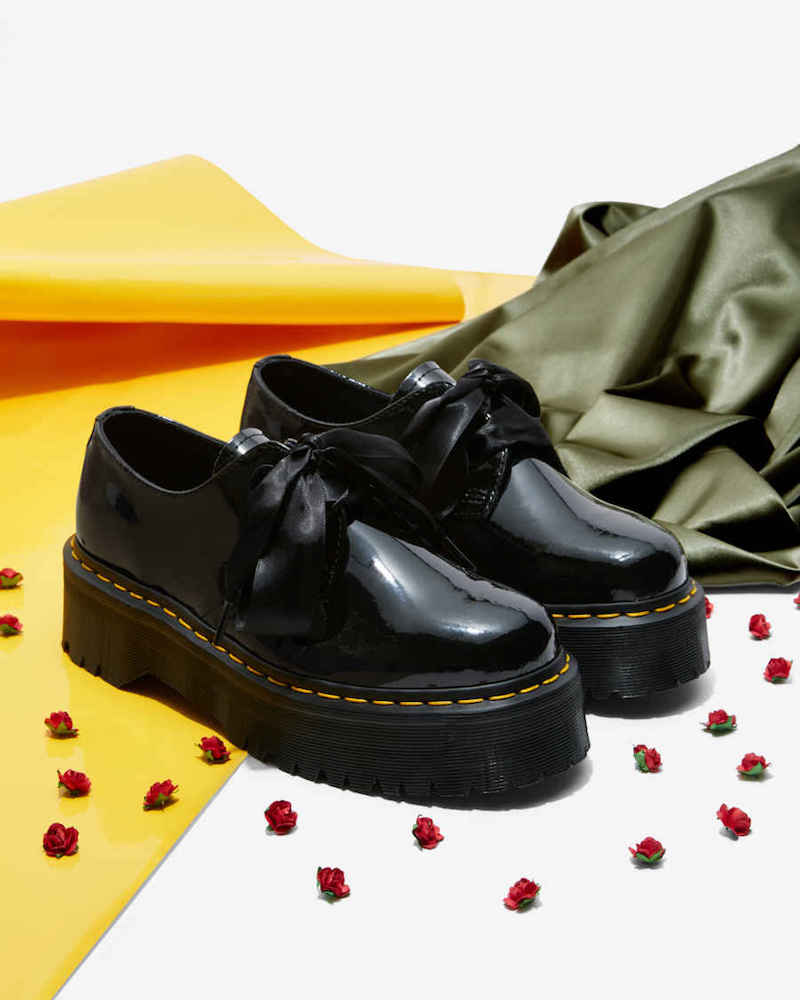 Dr. Martens Holly Leather Oxford
