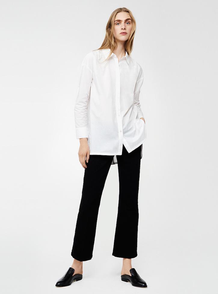 Frame Denim Le Crop Mini Boot Mid-rise Jeans