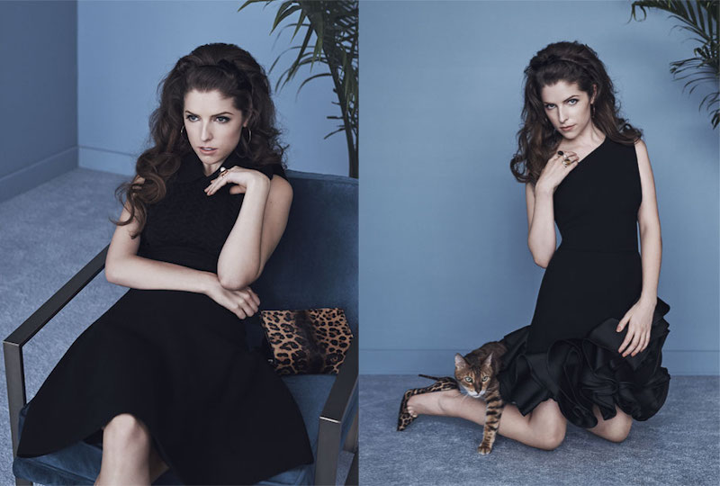 Funny Girl Anna Kendrick for The EDIT_1