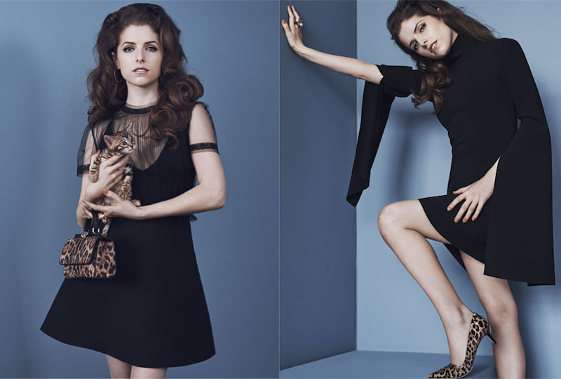 Funny Girl Anna Kendrick for The EDIT_2