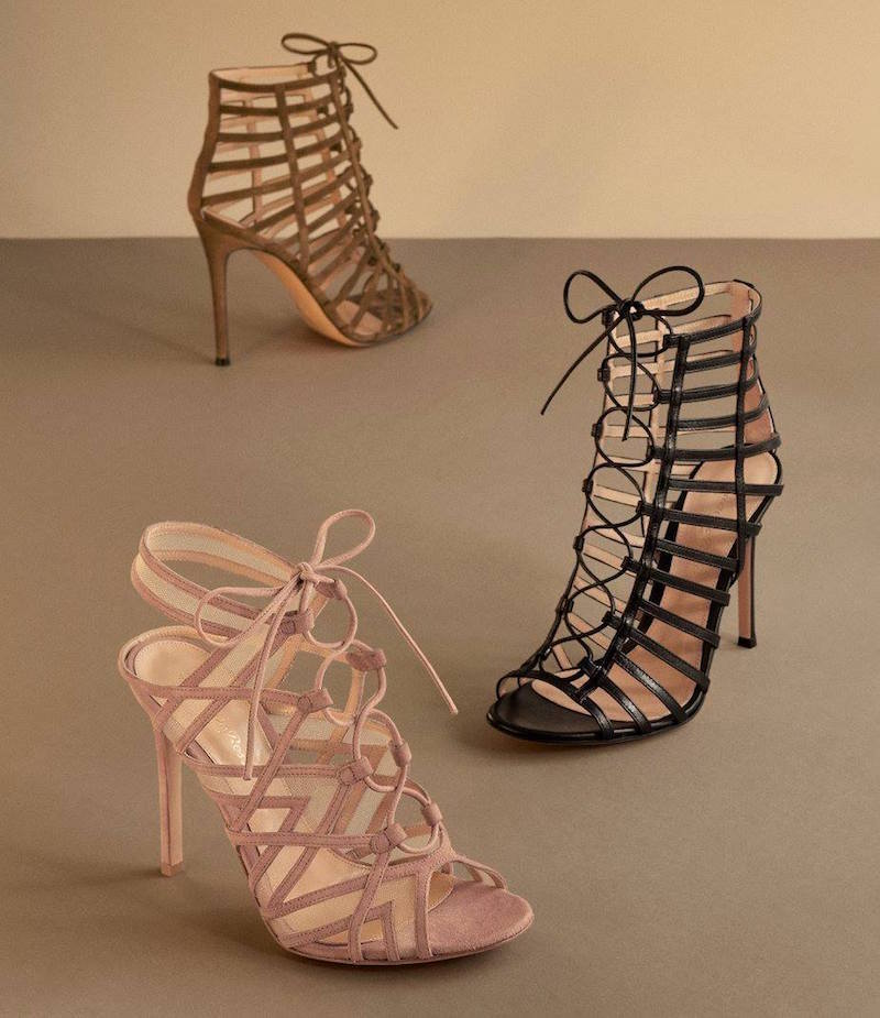 Gianvito Rossi Roxy Sandals