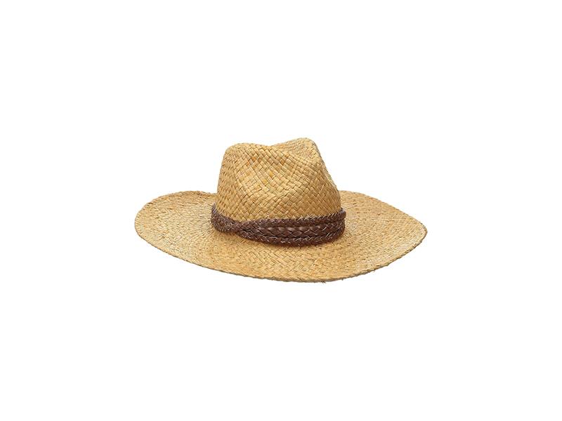 Goorin Bros. JC Wide-Brim Sisal Straw Hat