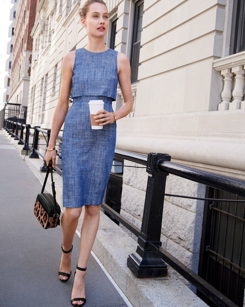 J.Crew Going-places Dress