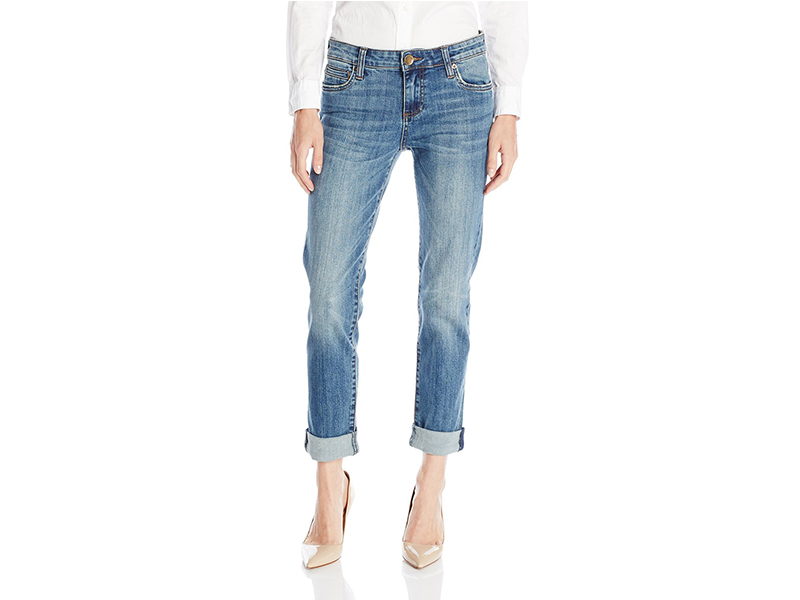 KUT from the Kloth Catherine Boyfriend Jean In Authenticity