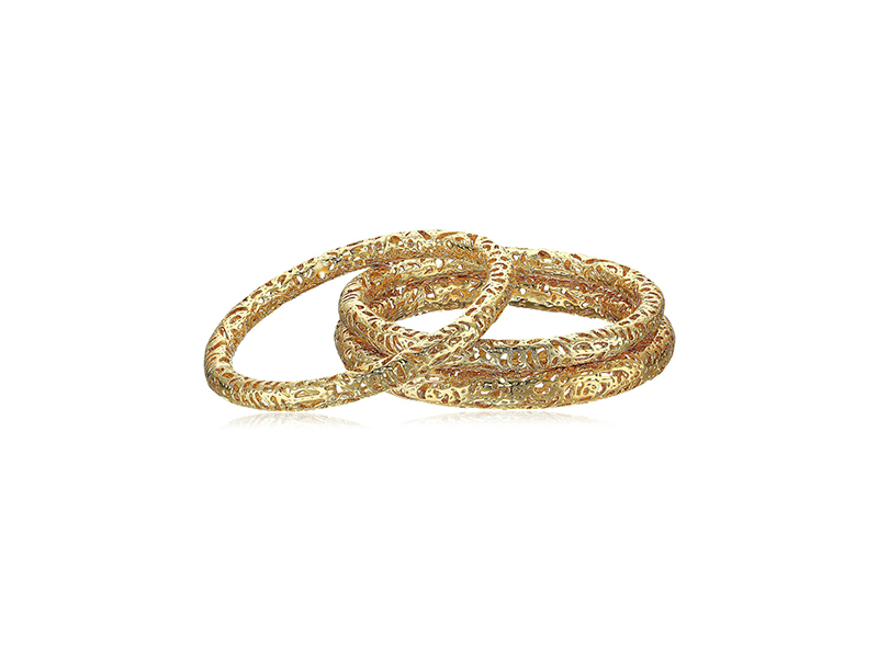 Kendra Scott Filigree Lucca Bangle Bracelet