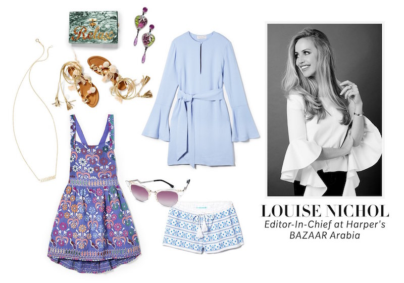 Louise Nichol Pack for Vacation