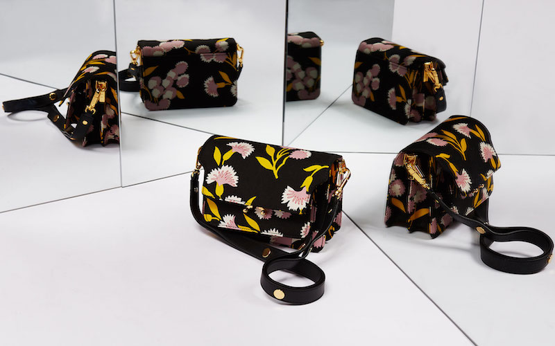 Marni Trunk Mini Floral-print Cross-body Bag_1