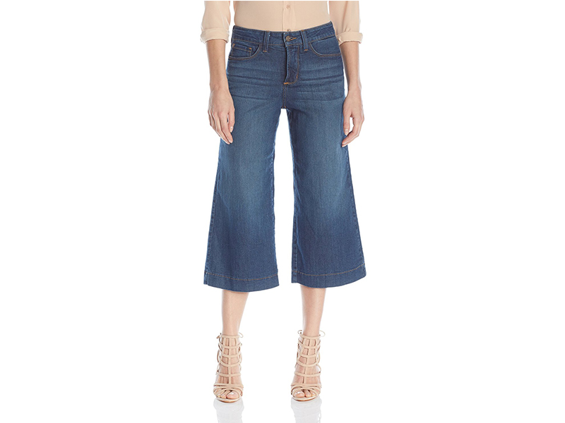 NYDJ Kate Culotte Jeans In Premium Lightweight Denim