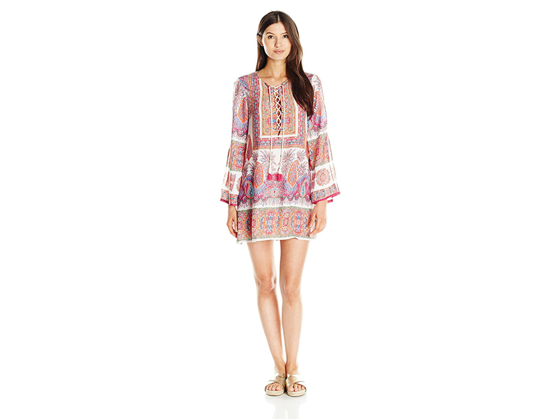 Nanette Lepore Gypsy Queen Tunic Dress Cover up