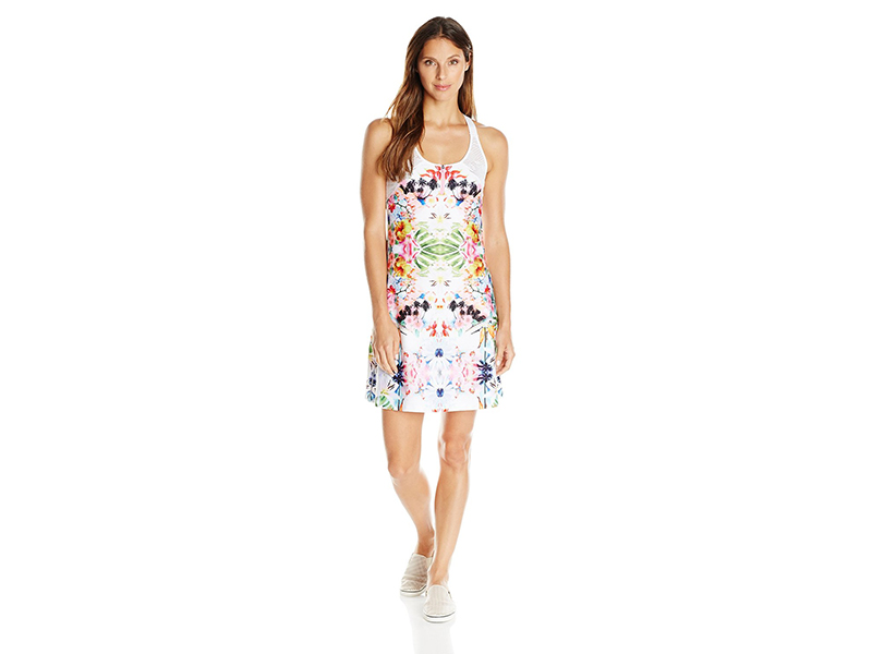 Nanette Lepore Play Tropicali Print Dress