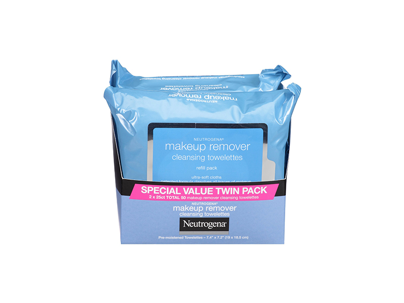 Neutrogena Makeup Removing Wipes