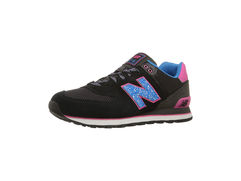 New Balance WL574 Outside In Pack Classic Running Shoe