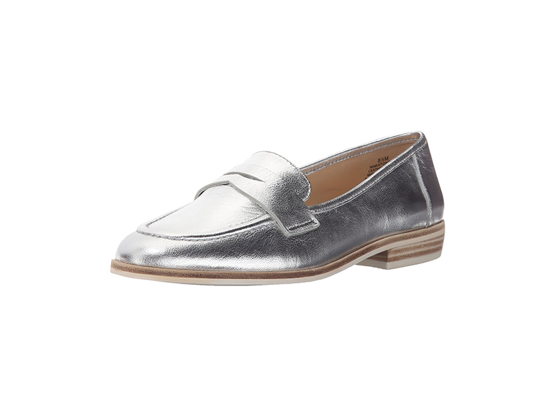 Nine West Antonecia Metallic Ballet Flat