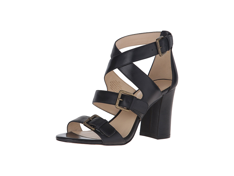Nine West Braylee Leather Dress Sandal