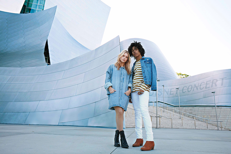 PacSun Denim 2016 Campaign feat. Lottie Moss and Luka Sabbat_11