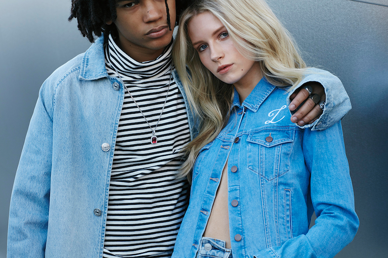 PacSun Denim 2016 Campaign feat. Lottie Moss and Luka Sabbat_12