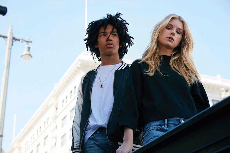 PacSun Denim 2016 Campaign feat. Lottie Moss and Luka Sabbat_13