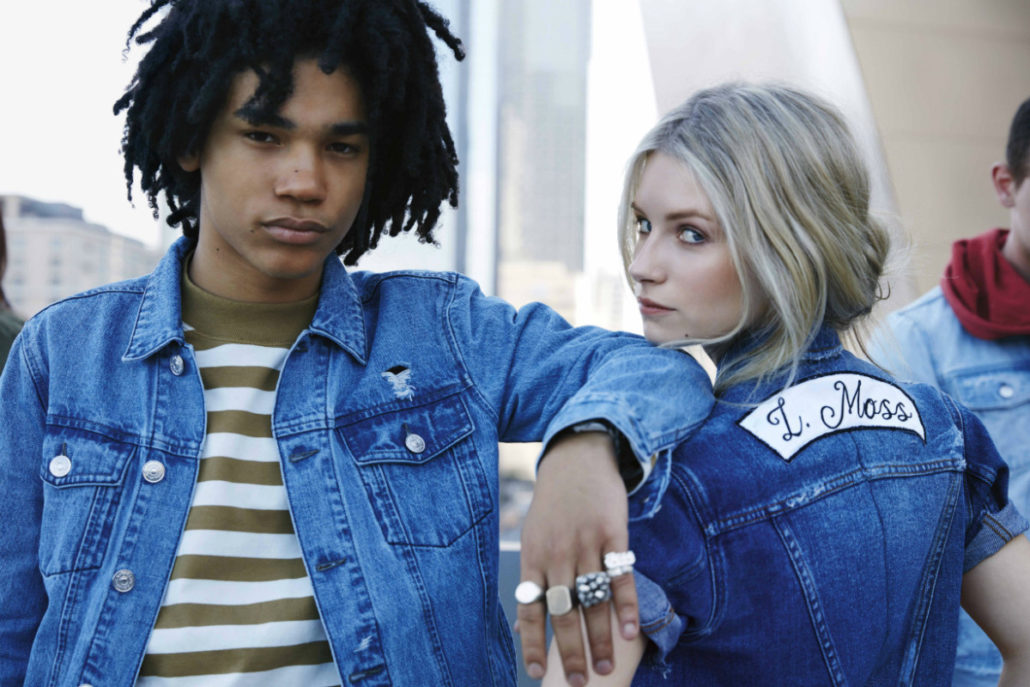 PacSun Denim 2016 Campaign feat. Lottie Moss and Luka Sabbat_17