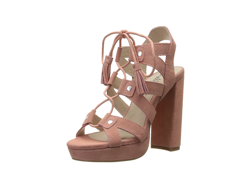 Shellys London Fiona Heeled Sandal