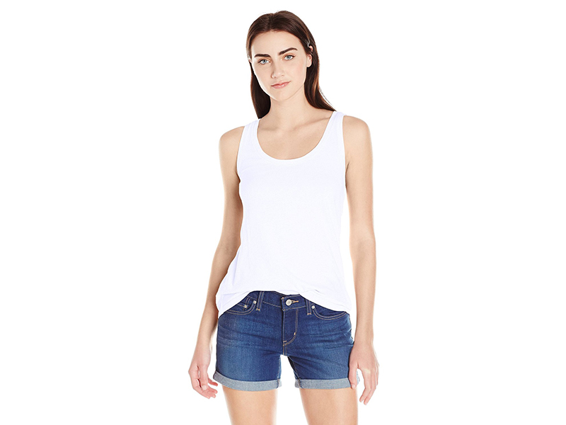 Splendid Modal Cotton Jersey Scoop Tank