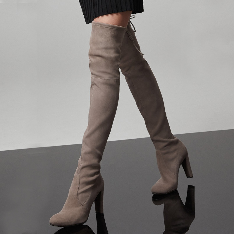 Stuart Weitzman Highland Over the Knee Boot_1