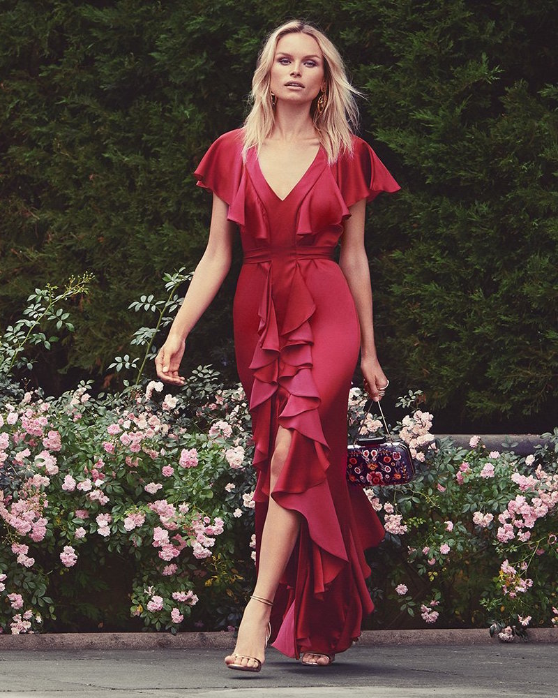 Temperley London Luna Maxi Dress
