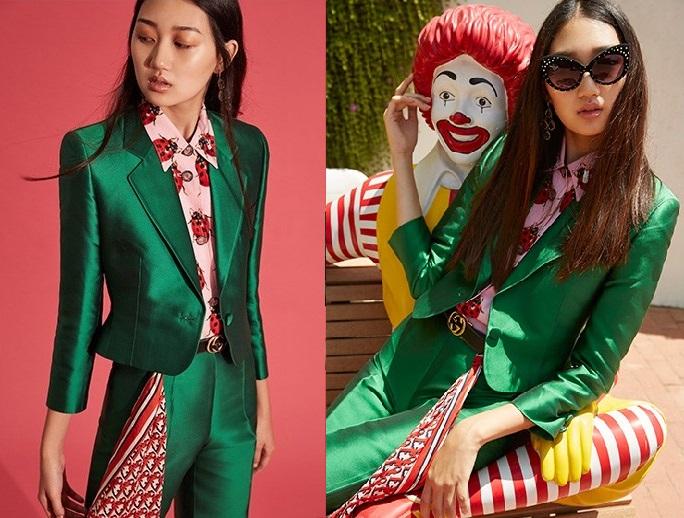 Vintage Dolce & Gabana Paradise City 2-Piece Suit-1