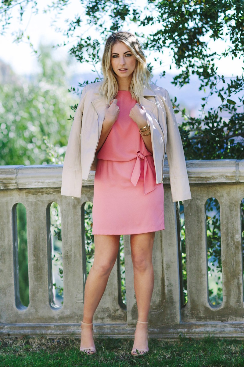 cupcakes and cashmere Tenley Shift Dress