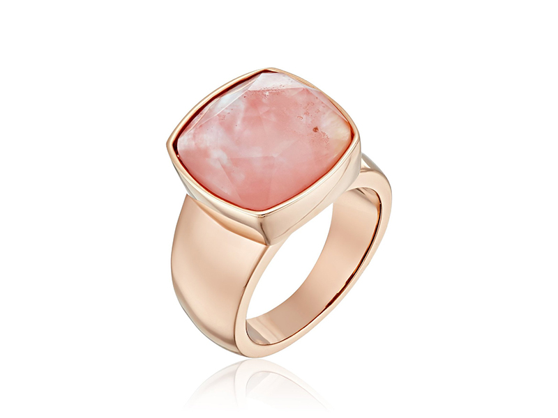 kate spade new york What a Gem Light Pink Ring