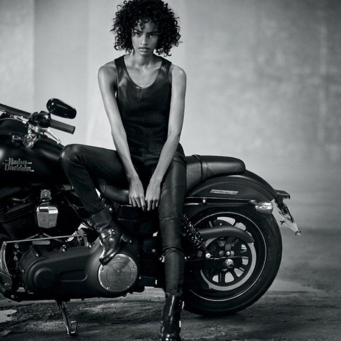 mytheresa.com x Calvin Klein Jeans Racer Leather Tank Top