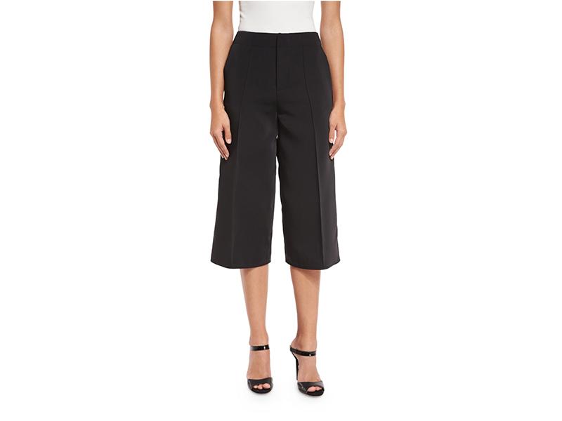 Alexis Jossie Wide-Leg Cropped Pants