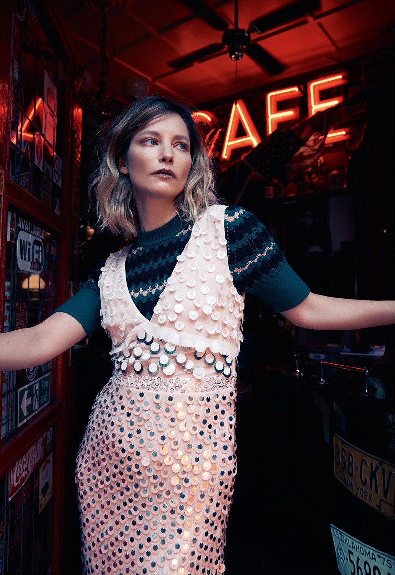 Altuzarra Genevieve Sequin-embellished Midi Dress