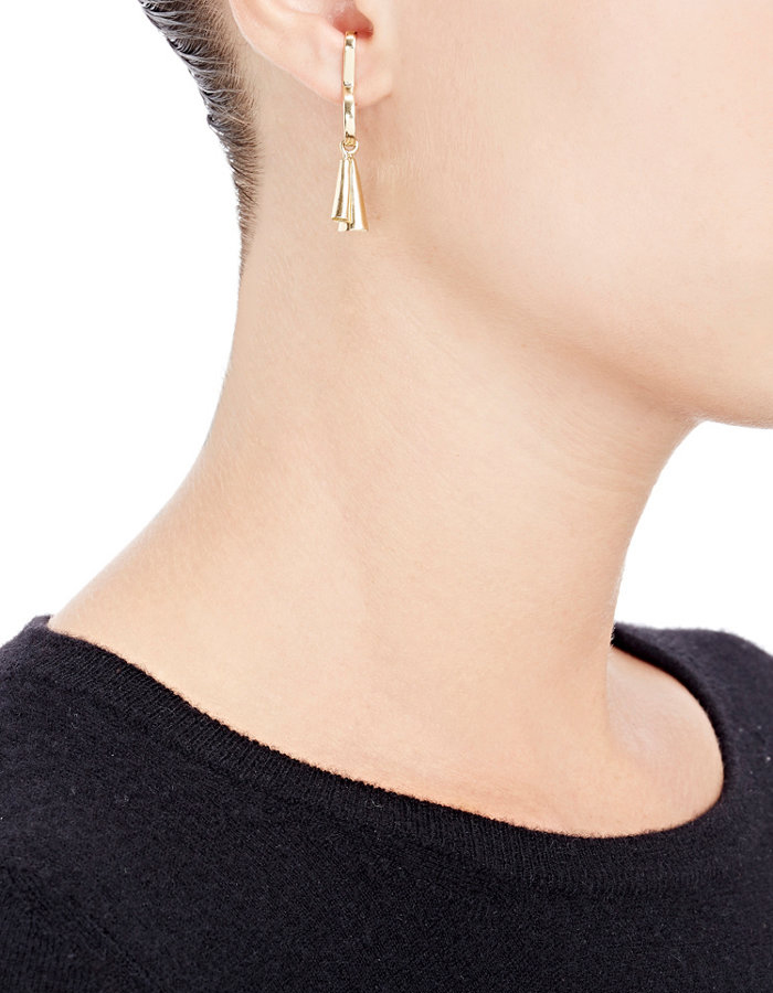 Ana Khouri Conical-Drop Small Earrings