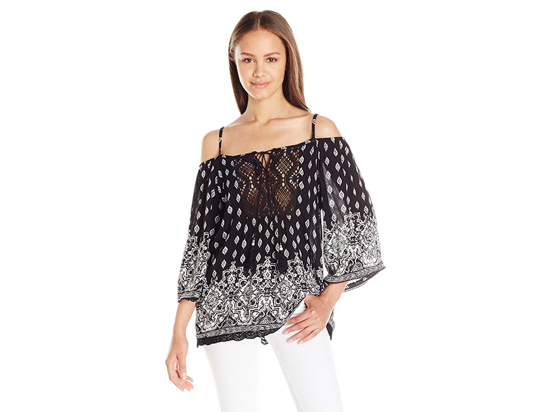 Angie Cold-Shoulder Top