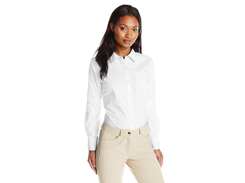 Ariat Kirby Fitted Button-Front Shirt