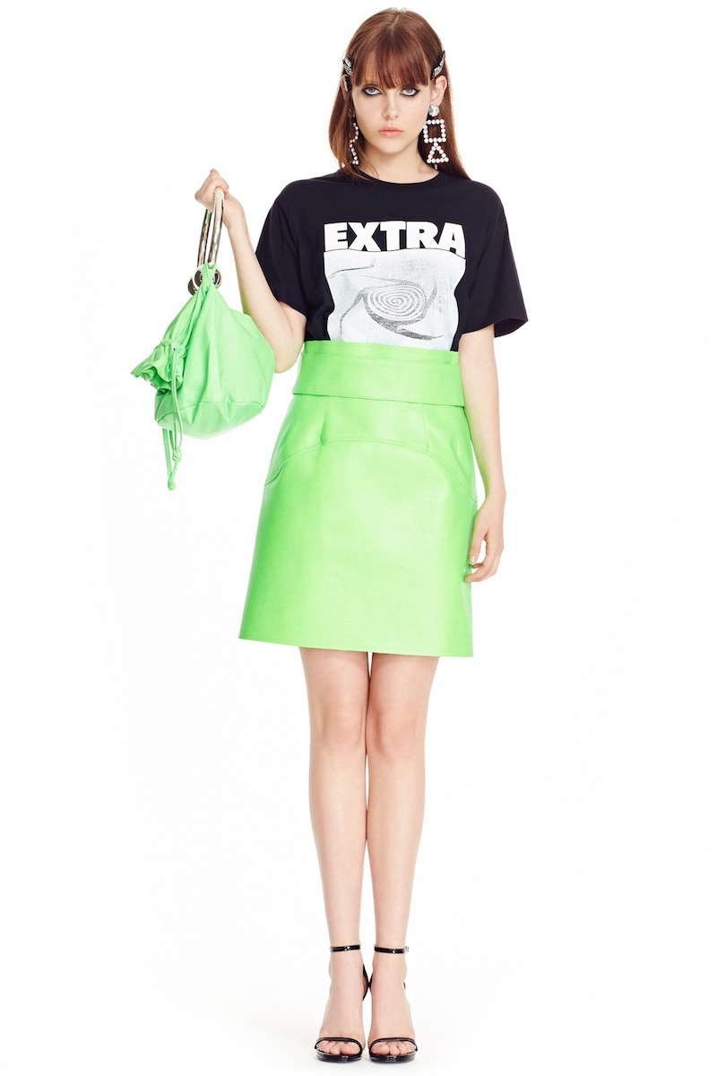 Ashley Williams Extra Terrestrial Graphic Tee