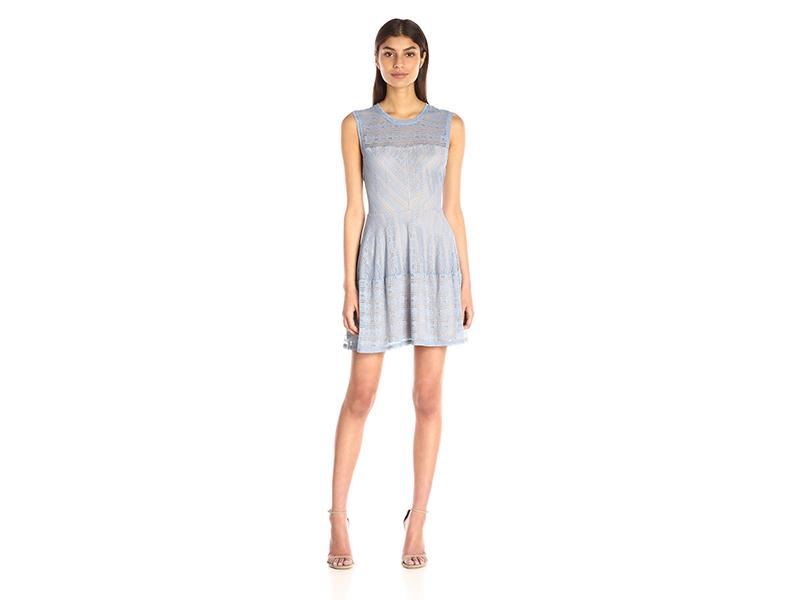 BCBGMax Azria Cassandra Lace Dress
