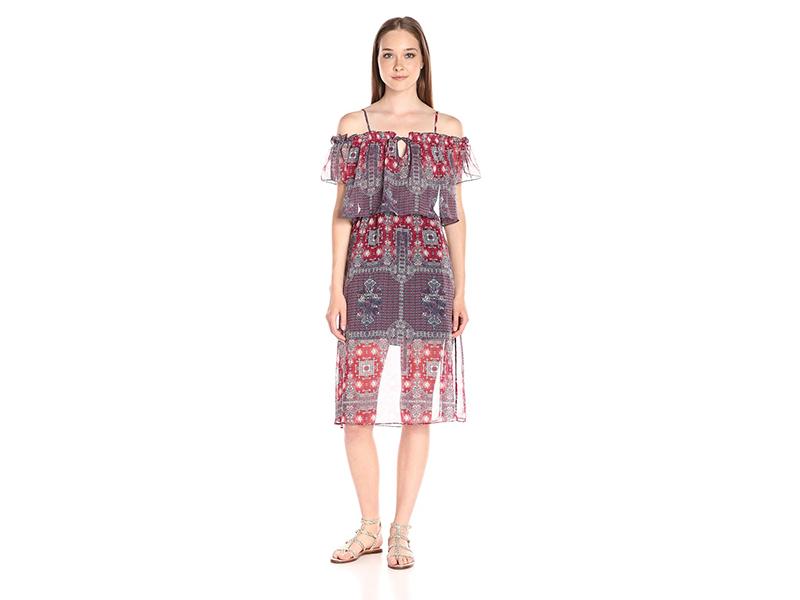 BCBGeneration Off-Shoulder Dress