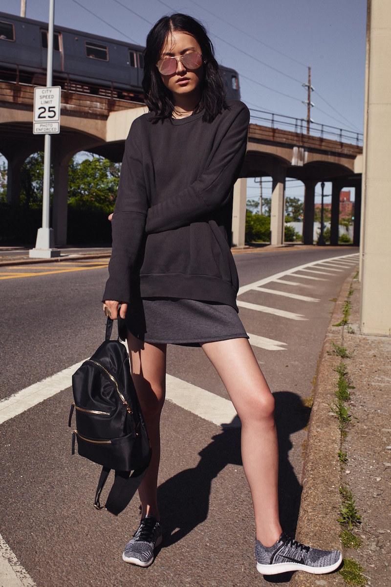 BP. Scuba Miniskirt