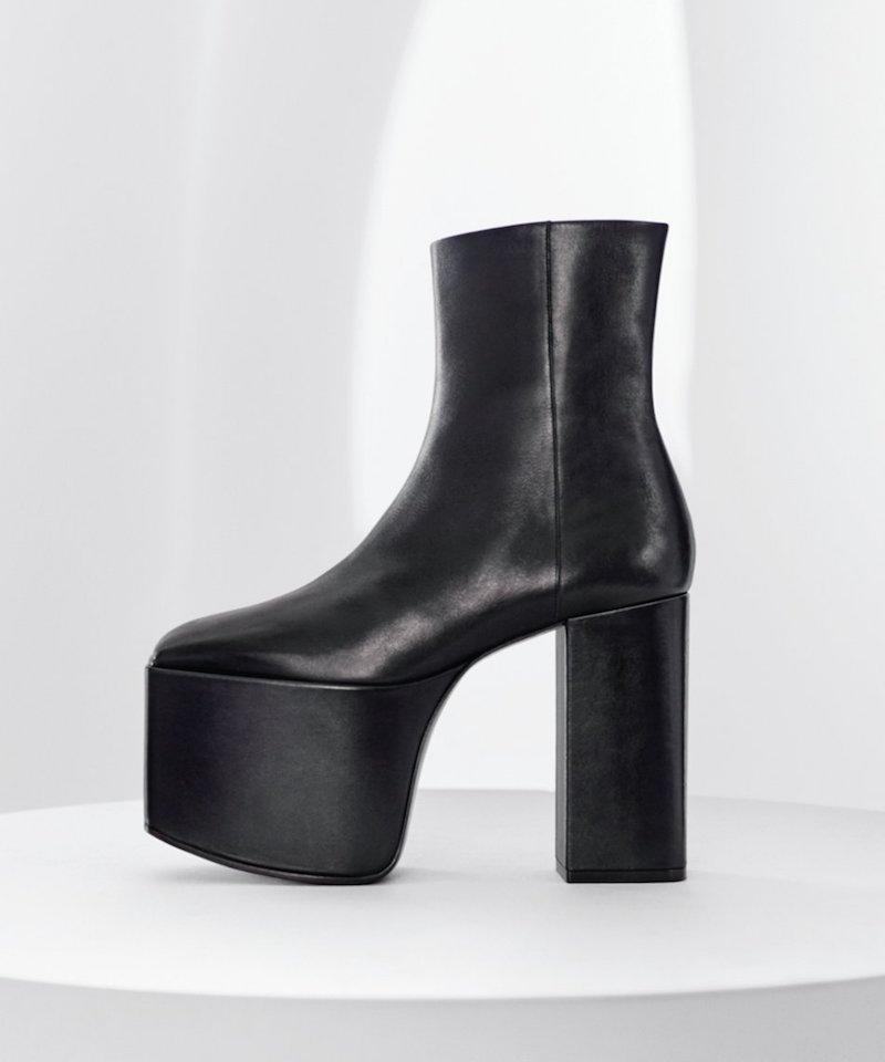 Balenciaga Tall Platform Bootie