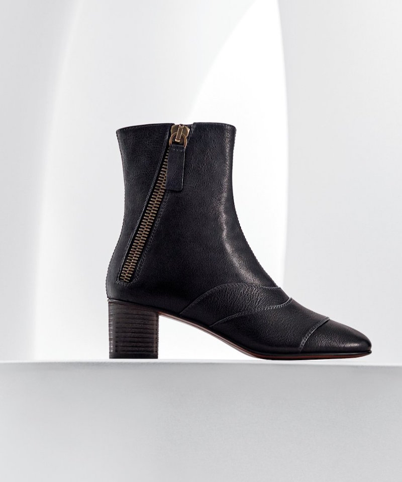 Chloé Lexie Zip-up Bootie