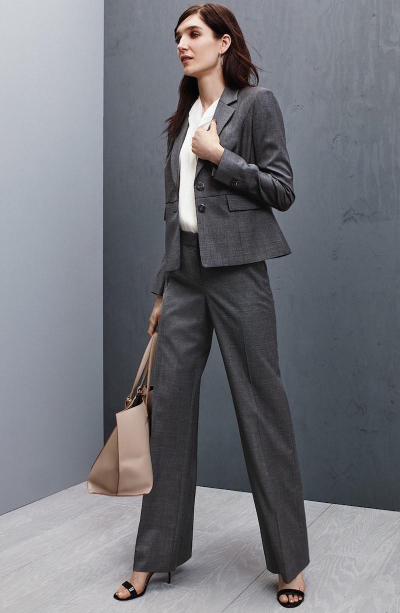 Classiques Entier Superfine Wool Suit Trousers
