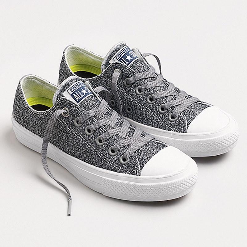 Converse Chuck Taylor All Star Chuck II Mesh Oxford Sneaker