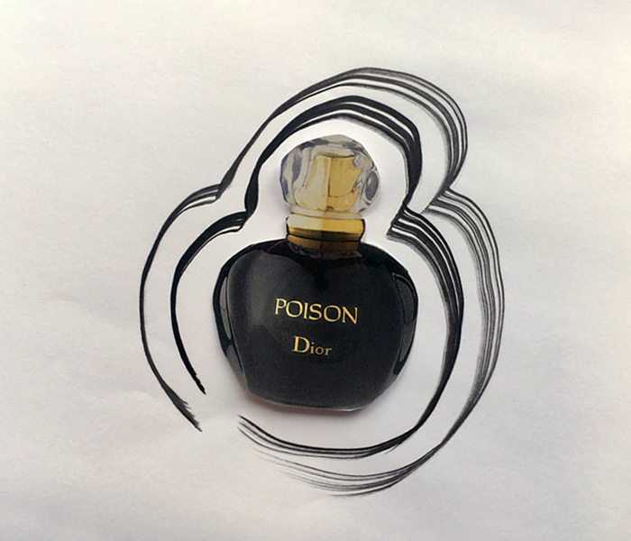 Dior Poison Natural Spray