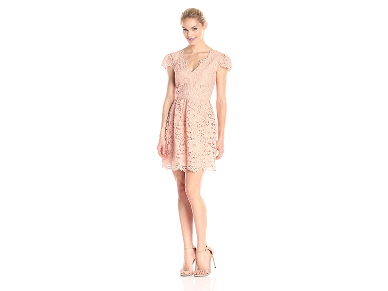 ERIN erin fetherston Bouquet Lace Alicia Dress