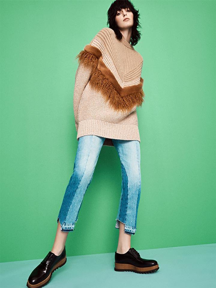 Frame Le Mix Nouveau Boyfriend Mid-rise Stepped-hem Jeans