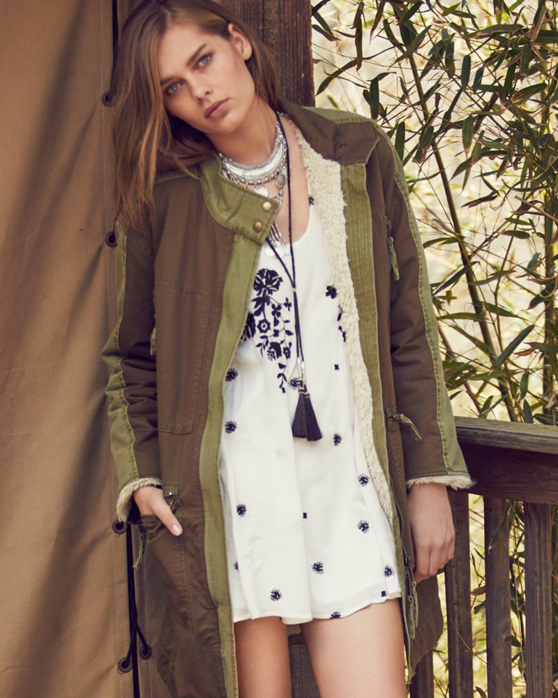 99c0c8bbf015 Free People Fall 2016 Lookbook at NORDSTROM – NAWO