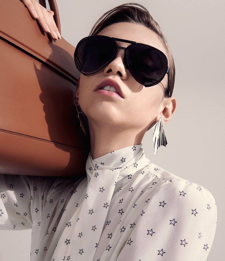 Givenchy Scarf-Neck Blouse