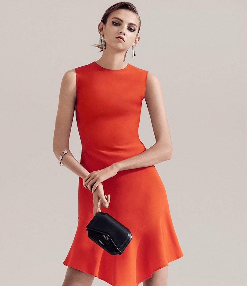 Givenchy Stretch-Crepe Dress